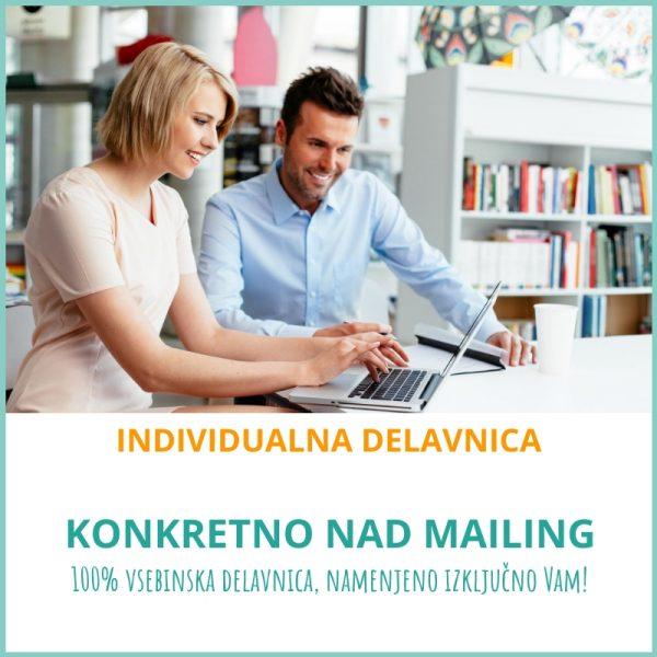 Email delavnica